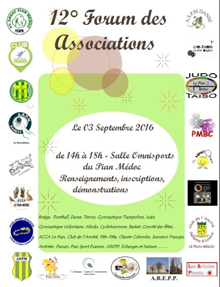 Forum des Associations 2016